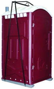 High Rise Kits at Portable Restroom Solutions